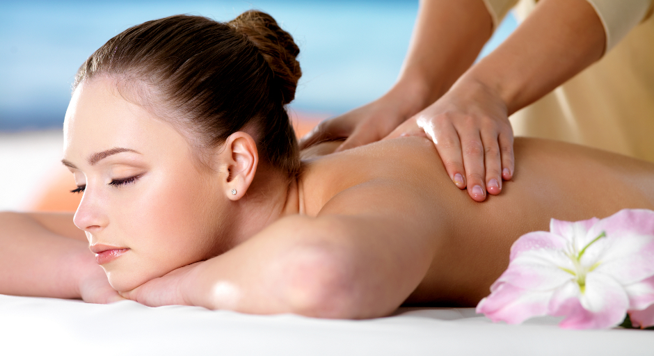 Treat yourself to a soothing massage